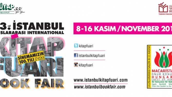 Haberler-33. Uluslararası İstanbul Kitap Fuarı