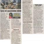Basın'da Biz-Posta Gazetesi-29 Kasım 2014