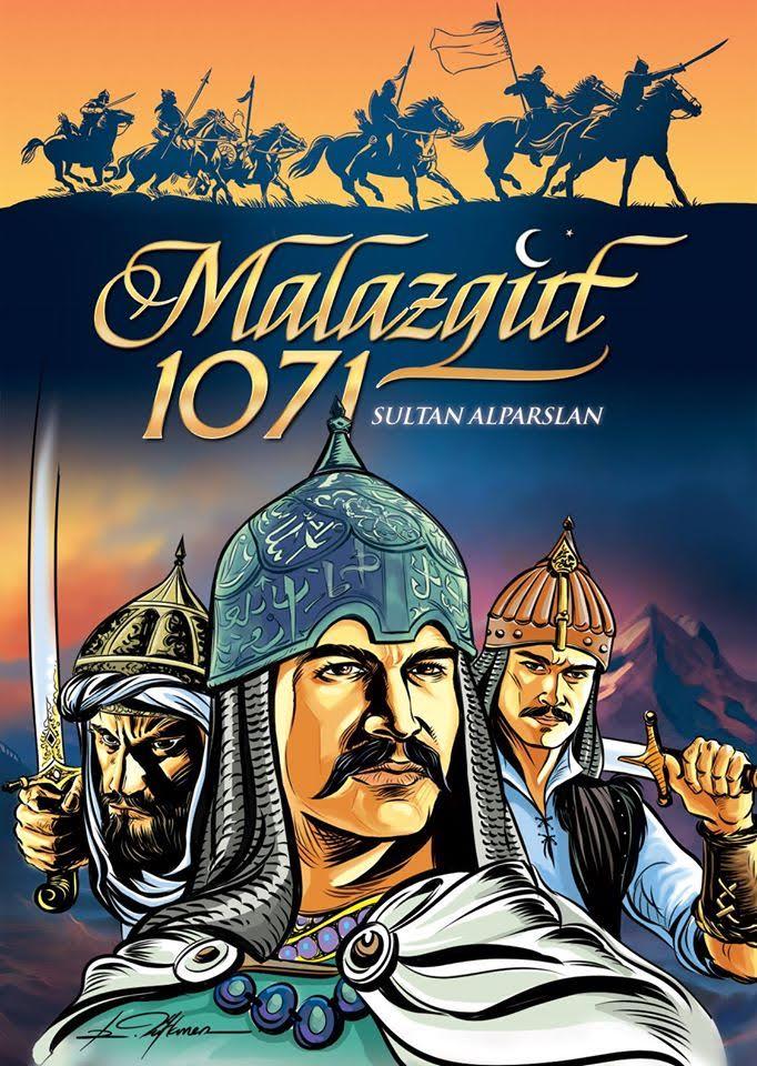 Malazgirt 1071 Sultan Alparslan ve Afşin Bey – Ramazan Türkmen