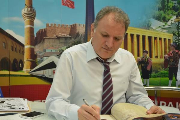 Yazarlar - Ramazan Türkmen